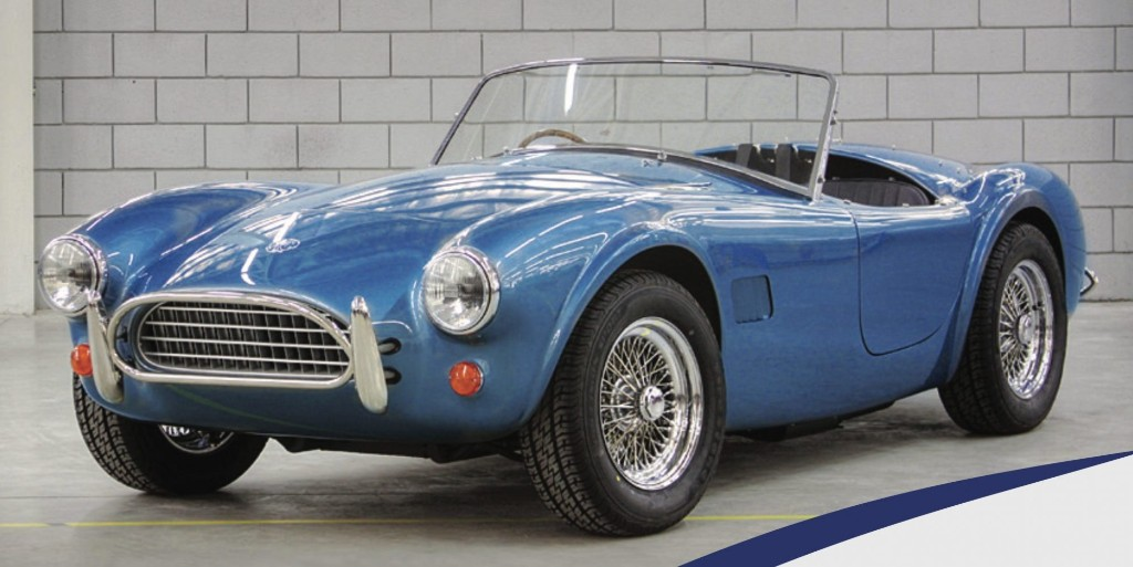 AC Cars is building an electric Cobra for £138,000 - Electrek