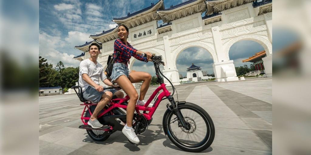 Tern GSD mighty yet mini electric utility bike gets big upgrades - Electrek
