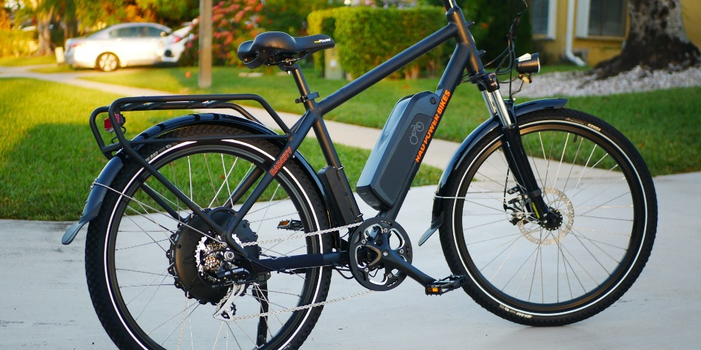 E-bikes and weight loss: How an e-bike helped this man lose 100 pounds