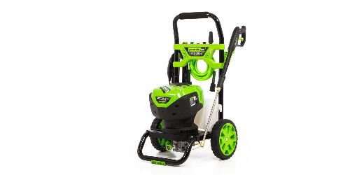 Greenworks Pro 2300PSI Electric Pressure Washer $199, more in today's Green Deals - Electrek