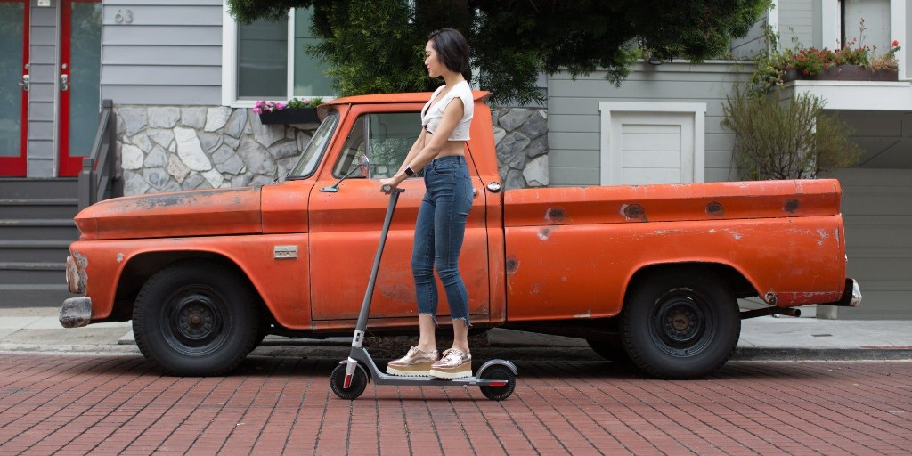 Unagi All Access e-scooter subscription means no sharing with strangers