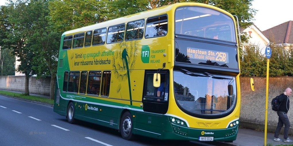 Ireland buys 600 more hybrid buses. Why not fully electric? - Electrek