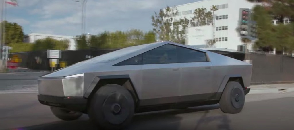 Elon Musk on Tesla Cybertruck: The goal is to kick most amount of ass possible with this truck - Electrek