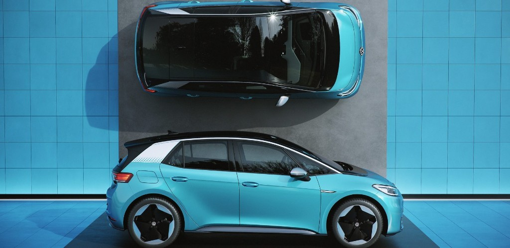 VW starts selling ID.3 electric car on July 20 - Electrek