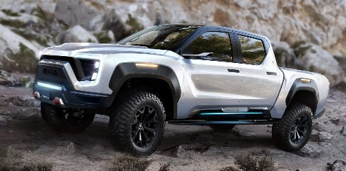 Nikola Motors unveils new electric pickup with battery/fuel-cell hybrid: 600-mile range, 0-60mph in 2.9s, and more - Electrek