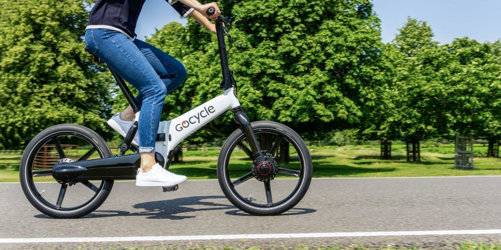 GoCycle GX fast-folding futuristic e-bike gets even better with new updates - Electrek