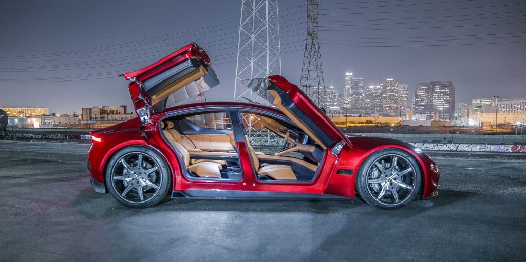 Fisker to unveil ~$40,000 all-electric car - Electrek