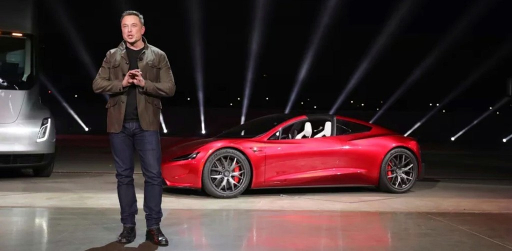 Tesla (TSLA) surges as investors get in before Battery Day announcements - Electrek