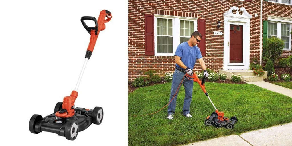 BLACK+DECKER Electric Edger/Trimmer $59 + more Green Deals - Electrek