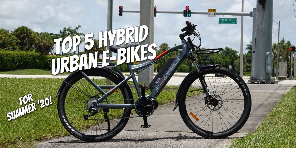 The top 5 hybrid mountain/commuter electric bikes we've tested for summer 2020 - Electrek