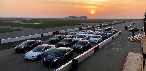 Tesla registers massive batch of Model 3's to be produced