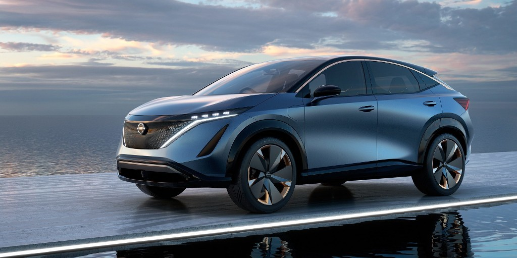 Nissan to premiere electric Ariya crossover on July 15, taking on Tesla Model Y - Electrek