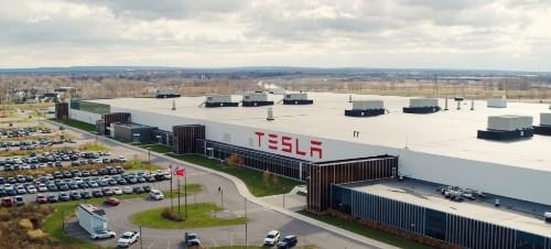 Tesla and Panasonic end solar deal at Gigafactory New York ahead of battery event - Electrek