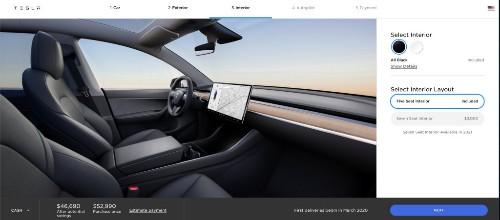 Tesla asks Model Y buyers to change configuration to get sooner delivery, hinting at high volume - Electrek