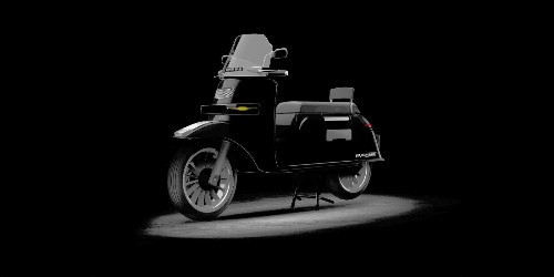 Move over Vespa, Blacksmith unveils stunning new 75 mph electric scooter