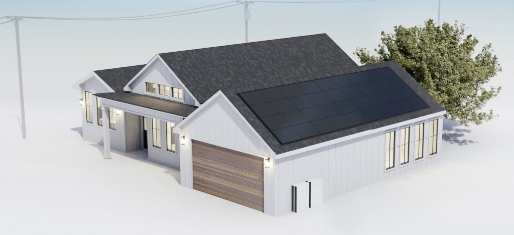 Tesla is considering a home 'energy package' with solar, Powerwall, EV charger bundle - Electrek