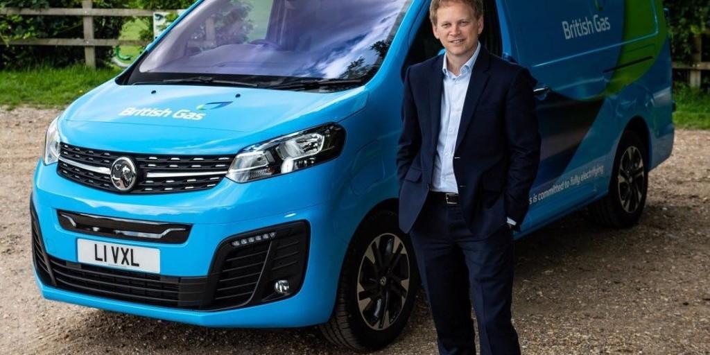 British Gas places the UK's largest EV commercial fleet order - Electrek