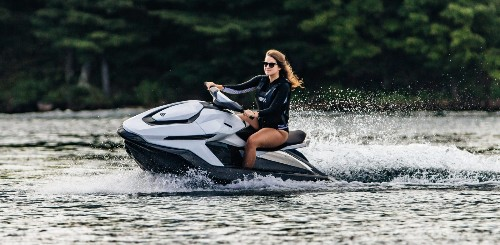 Taiga Motors unveils new electric jet ski with a 23 kWh battery pack