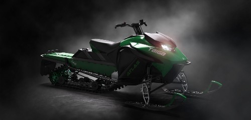 Taiga Motors launches new electric snowmobiles with impressive specs