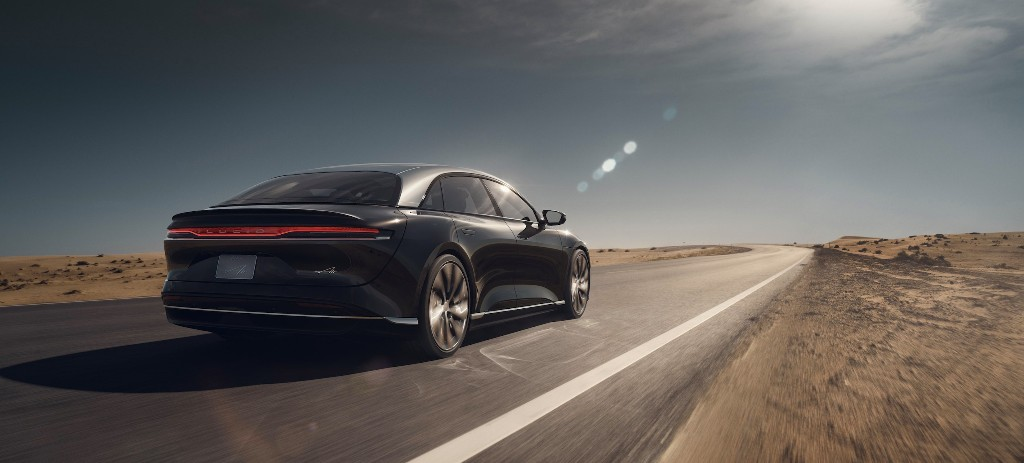 Lucid Air electric car is going to have insane EPA range of over 500 miles - Electrek