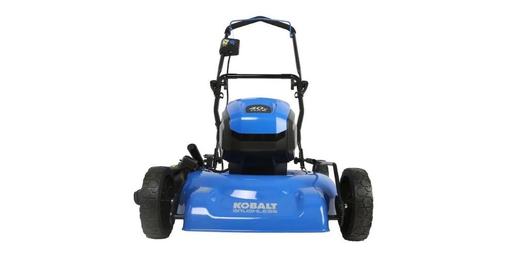 Kobalt's 40V Electric Lawn Mower is $199, more in today's Green Deals - Electrek