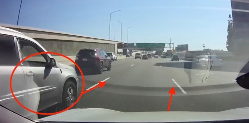 Tesla Model 3 on Autopilot avoids crash in near-miss caught on dashcam