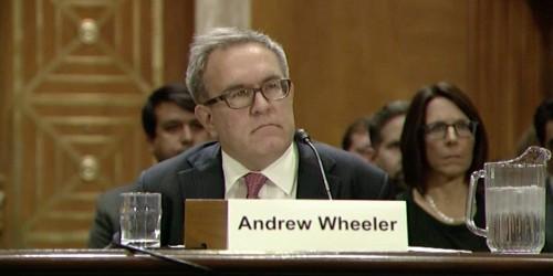 EPA head Andrew Wheeler, you're an idiot and a liar — op-ed - Electrek