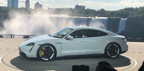 Porsche Taycan demonstrates difficulty launching performance EV on Tesla turf
