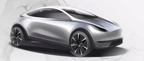 Tesla releases new design drawing, announces design center to build 'Chinese-style' car