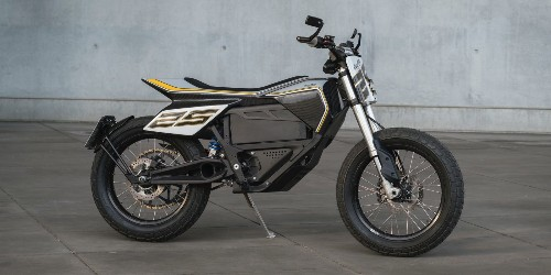 Zero FX electric motorcycle gets redesign from old school clay model technique