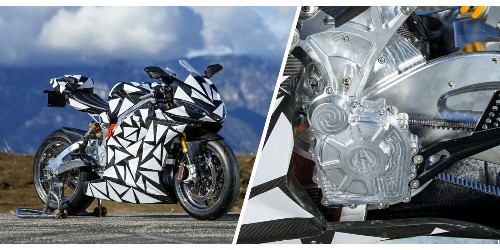 Lightning Strike electric motorcycle photos and specs leaked, here they are