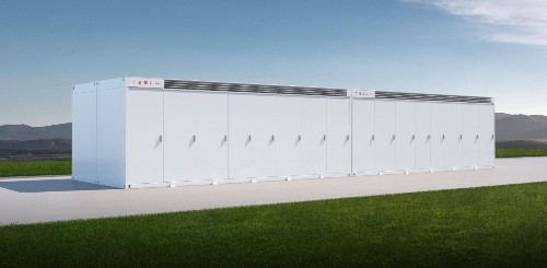 Tesla has a new big Megapack project to replace a gas peaker plant