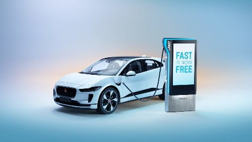 Volta debuts America's first FREE fast-charging station this Friday