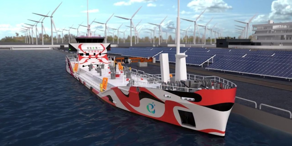 Massive electric oil tankers are coming - oh the irony - Electrek
