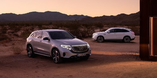 In Tesla's shadow, Audi and Mercedes electric SUVs get no love