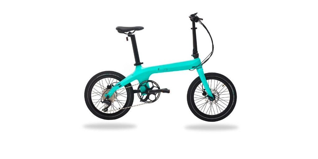 Believe it or not, this new carbon fiber electric bike costs just $999