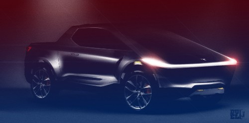Tesla electric pickup truck unveiling is still planned for next month