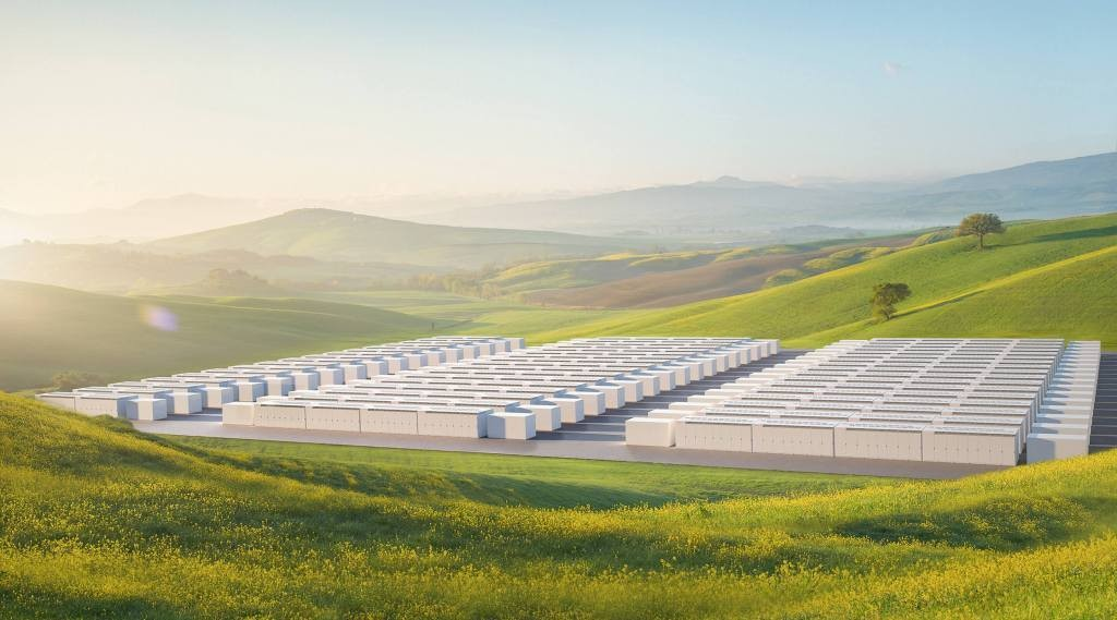 Tesla's massive 1GWh Megapack battery project with PG&E is approved - Electrek