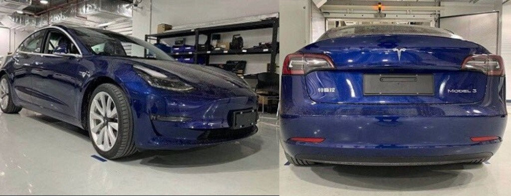 Tesla files to sell new Model 3 with cheaper lithium iron phosphate batteries - Electrek