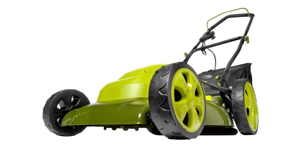 Get a Sun Joe electric lawn mower for $150, more in today's Green Deals - Electrek