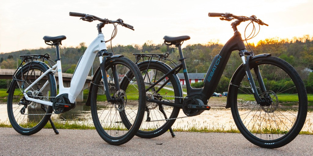 Batch unveils two new mid-drive electric bikes with semi-hidden batteries - Electrek