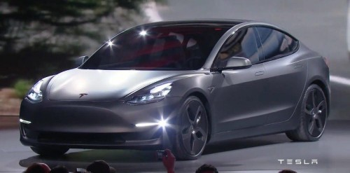 Tesla to make a Model 3 pre-production run on February 20, says supply chain sources