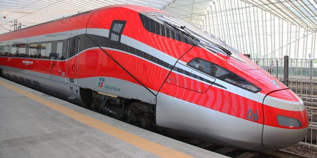 Italian rail is exploring the use of hydrogen trains - Electrek