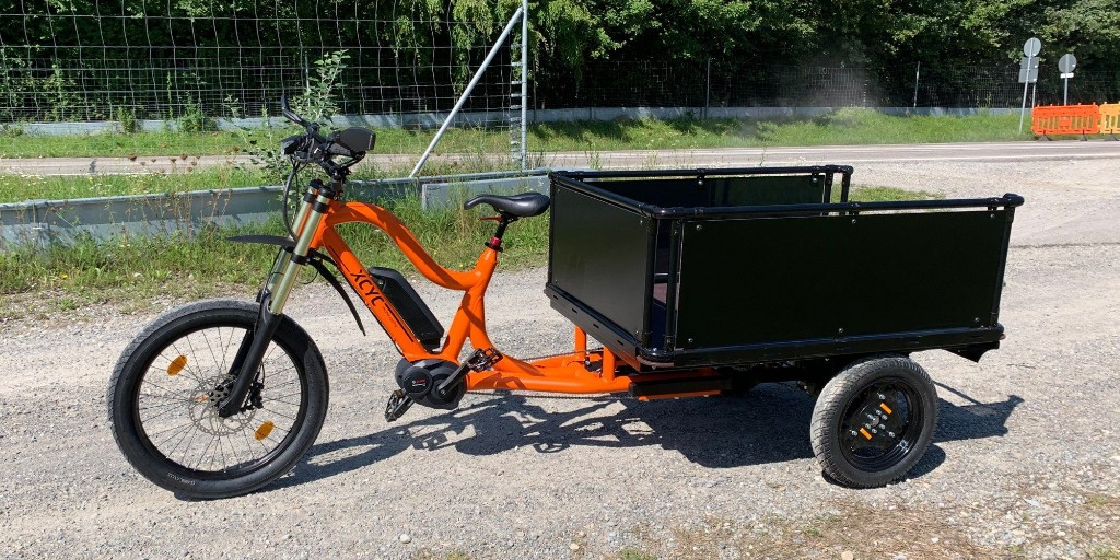 Check out these awesome electric cargo bikes replacing trucks in cities