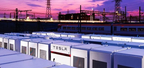 Tesla is installing Powerpacks at Superchargers affected by power outages