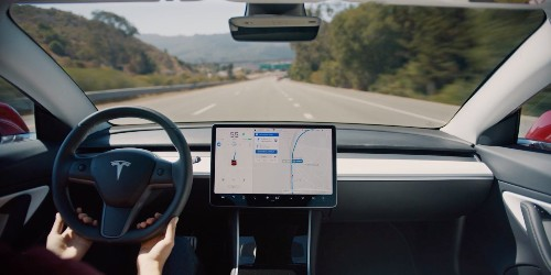 Tesla releases a bunch of updates to Sentry mode, Driving Visualization, and more