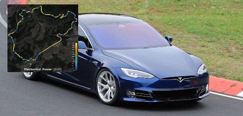 Tesla confirms Model S Plaid ~7:20 time at Nürburgring, making improvements and coming back