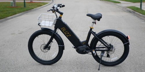 Buzz E-bike review: A good mid-drive electric bicycle for a great price