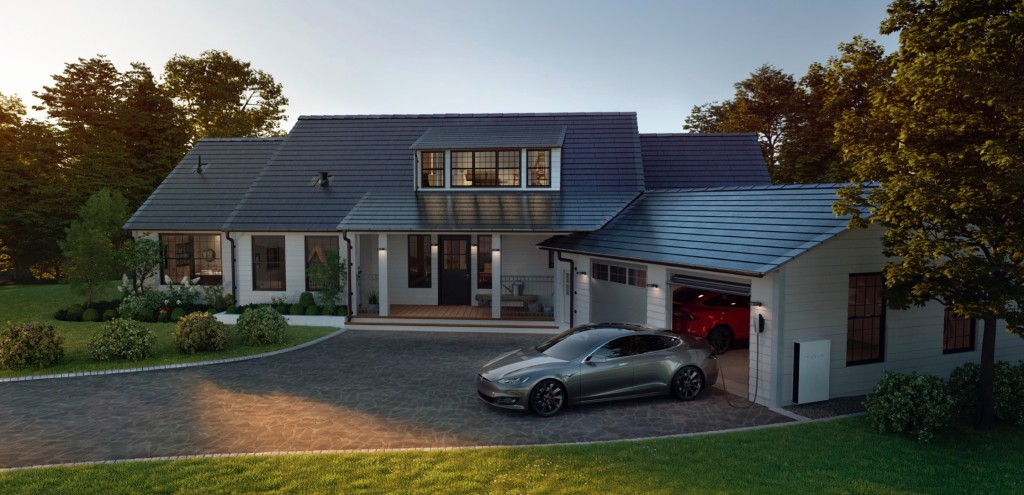 First look at Tesla Solarglass Roof owner's manual, Tesla Gateway, and more - Electrek