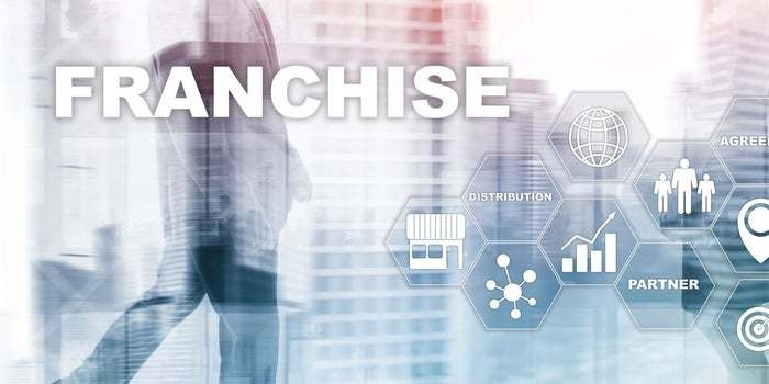 Franchising - cover